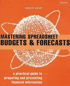 Mastering Spreadsheet Budgets & Forecasts