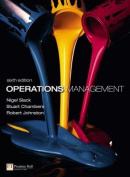 Operations Management [With Access Code]