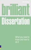 Brilliant Dissertation