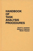 Handbook of Task Analysis Procedures