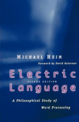Electric Language