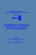 Correctional Psychiatry