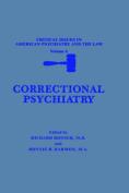 Correctional Psychiatry