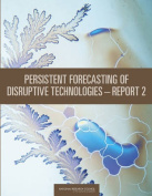 Persistent Forecasting of Disruptive Technologies