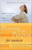Praying for Purpose for Women