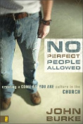 No Perfect People Allowed with DVD