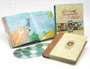 The Jesus Storybook Bible Deluxe Edition [With CD (Audio)]