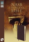 NASB Thinline Bible [Large Print]
