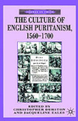 The Culture of English Puritanism, 1560-1700