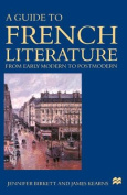 A Guide to French Literature