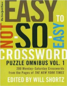 Easy to Not So Easy Crosswords
