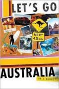 Let's Go: Australia (Let's Go