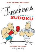 Will Shortz Presents Treacherous Sudoku