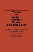 Women in Western European History