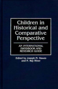 Children in Historical and Comparative Perspective