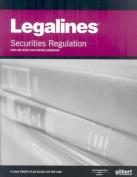 Legalines Securities Regulation