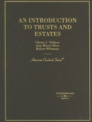 Intro to Trusts and Estates