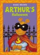 Arthur's Halloween [With CD (Audio)]