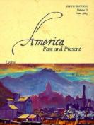 America Past and Present, Volume II