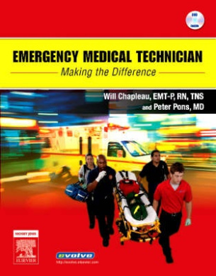 Emergency Medical Technician: Making the Difference [With CD-ROM]