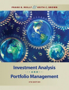 Investment Analysis and Portfolio Management [With Access Code]