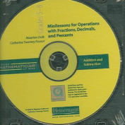 Minilessons for Operations with Fractions, Decimals, and Percents, Grades 5-8