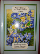 Australian Flower Fairy Birthday Book