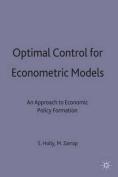 Optimal Controls, Econometer Models