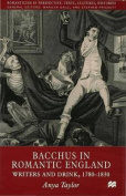 Bacchus in Romantic England