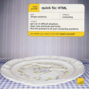 Teach Yourself Quick Fix HTML