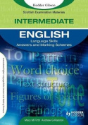 English Language Skills for Intermediate Level Answers and Marking Schemes
