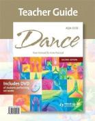 AQA GCSE Dance Teacher's Guide with DVD-ROM + CD