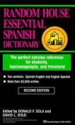 Random House Essential Spanish Dictionary