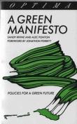 A Green Manifesto (Optima S.)
