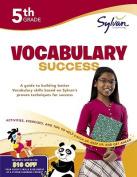 Fifth Grade Vocabulary Success