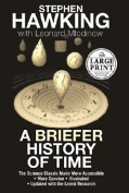 A Briefer History of Time [Large Print]