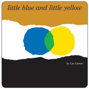 Little Blue and Little Yellow [Board Book]