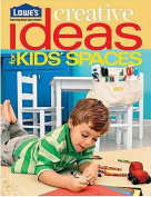 Lowes Creative Ideas for Kids Spaces