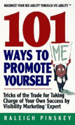 101 Ways to Promote Yourself