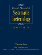 Bergey's Manual (R) of Systematic Bacteriology: Volume 2