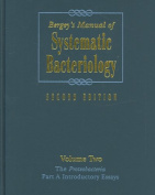 Bergey's Manual of Systematic Bacteriology