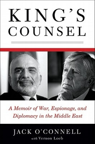 King's Counsel: A Memoir of War, Espionage and Diplomacy in the Middle East.