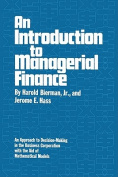 An Introduction to Managerial Finance