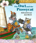 The Owl and the Pussycat [Board book]