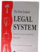 The New Zealand Legal System