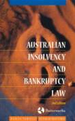Australian Insolvency and Bankruptcy Law