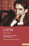 Lorca Plays