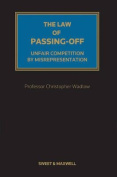 The The Law of Passing-off: Mainwork