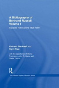 A Bibliography of Bertrand Russell