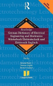 Dictionary of Electrical Engineering and Electronics